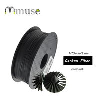 1kg/roll 1.75mm 3D Printer 3D Pen Filament Strong Carbon Fiber Filament Based On ABS