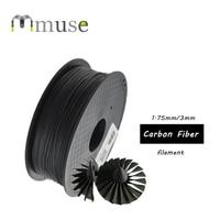 1kg/roll 1.75mm 3D Printer 3D Pen Filament Strong Carbon Fiber Filament Based On ABS