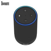 Divoom Adot портативный bluetooth-динамик для Echo Dot с 10000 мАч чехол для перезаряжаемой батареи, 2-го поколения Alexa аксессуар