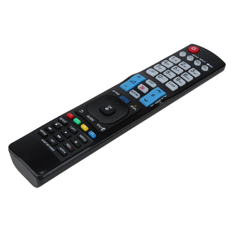Universal TV Remote Control Replacement Television Remote all functions for LG AKB73615303 3D TV Remote Controller цена