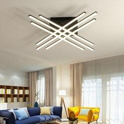 Zdalnego sterowania oświetlenie sufitowe LED lampa do sypialni nowoczesne oświetlenie sufitowe do salonu lampa LED