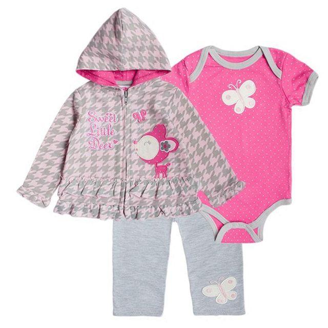 Baby Soft Cotton Clothes Set