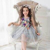 High Quality Brand Baby Girls Dress Children Kids Princess Dresses Birthday Outfits Dresses Girls Evening Party