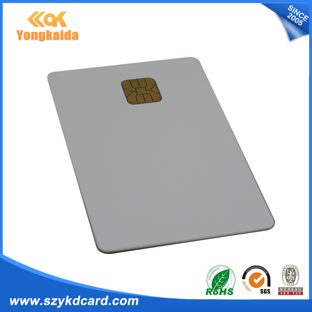 Wholesale ISO 7816 Fudan 4428 Contact Card/Smart IC Card