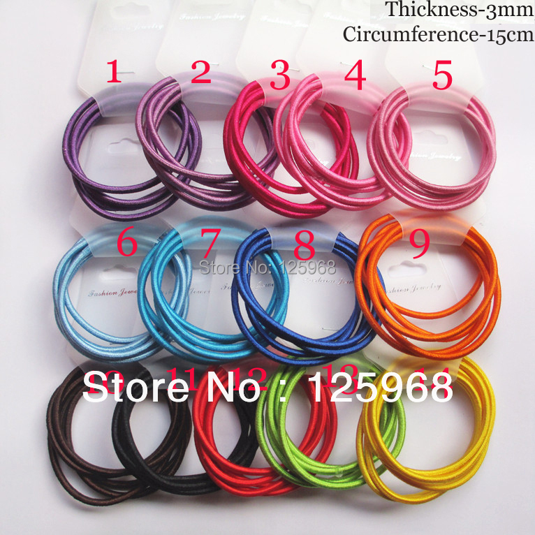 Free Shipping,2016 New Wholesale Candy Color Women Girls Hair Accessaries Hair Bands Elastic Ropes Ties Ponytail Holder