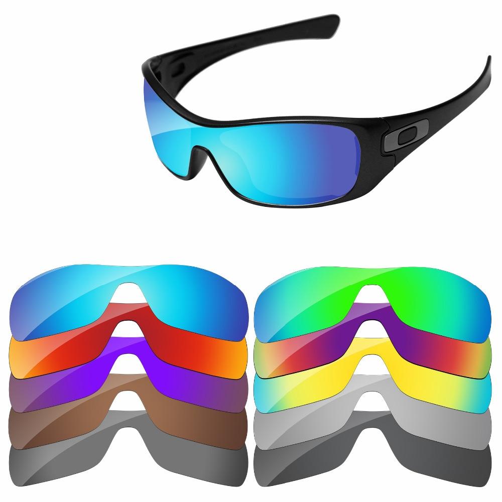PapaViva الاستقطاب العدسات لاستبدال النظارات الشمسية أنتكس أصيلة 100 ٪ UVA وحماية UVB - خيارات متعددة