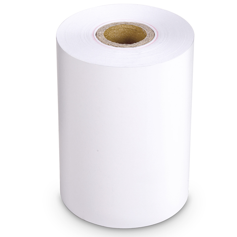 Deli 3202 Cash Register Paper Roll 57*50mm Thermal Paper For POS Machine Thermal Printer Business Home Supplies 4 Rolls