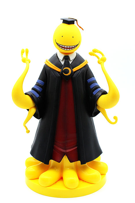 Assassination Classroom DXF Original Loose Package Figure Korosensei Shiota Akabane Anime 17CM PVC Action Figure Collectible Toy купить недорого в Москве
