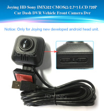 JOYING HD Sony IMX322 COMS(1/2.7″)LCD 720P Car Dash DVR Vehicle Front Camera DVR