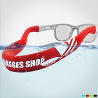 Floating Elasticity Glasses Chains For Diving Swimming Sunglasses Chains Eyeglasses Eyewear Chain Glasses Holder Cord String