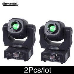 2 stks/partij Hoge helderheid moving head spot 60w ktv dj gobo licht Spot club nachtlampje