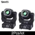 2Pcs/lot High brightness moving head spot 60w ktv dj gobo light Spot club night light