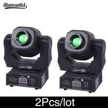 2Pcs/lot High brightness moving head spot 60w ktv dj gobo light  Spot club night light spot light 1840104