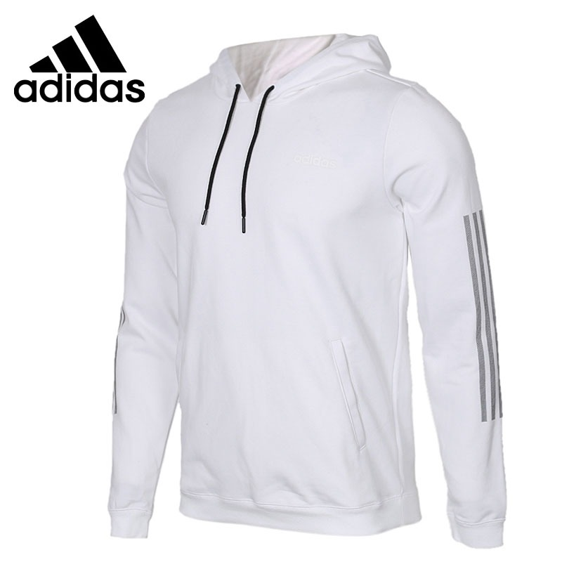 US $59.5 30% OFF Original New Arrival 2018 Adidas NEO Label CE 3S HDY Men's Pullover Hoodies Sportswear in Skateboarding Hoodies from Sports &