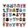 1 шт. Ty Beanie Боос Плюшевые Рождественские Игрушки Куклы Сова Мышь Кошка Foxy Леопарда