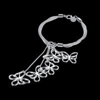 Ann & Snow Top quality Brand New butterfly Fashion popular bracelet For women Party wholesale SPCH027