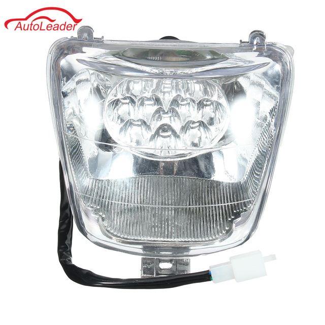 ATV Front Light Headlight For 50cc 70cc 90cc 110cc 125cc Mini ATV QUAD BIKE BUGGY