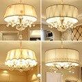 Светодиодные хрустальные подвесные светильники  подвесные светильники из ткани «Лофт»  подвесные светильники для ресторанов  Светильники ...