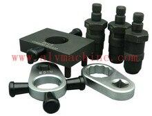 Common rail КОШКА HEUI инжектор ремонтные комплекты инструменты, дизель кпп HEUI инжектор демонтаж набор инструментов