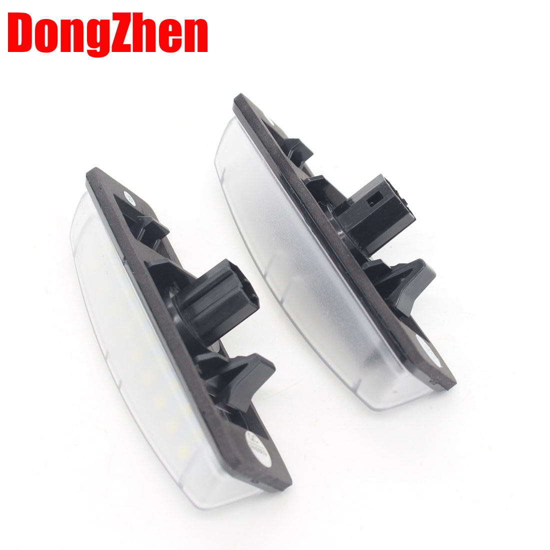 DongZhen Fir For TOYOTA Camry Aurion Avensis Verso ACR50 Lexus IS200 IS300 LS430 2pc 6000K LED License Plate Lamp Light беспроводная акустика interstep sbs 150 funnybunny blue is ls sbs150blu 000b201