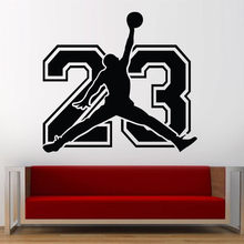 Superior ASAPFOR Michael Jordan Basketball Player Stickers DECORATIVE VINYL To Walls  Decor For Kids Rooms Wallpaper New Arrivals Decals