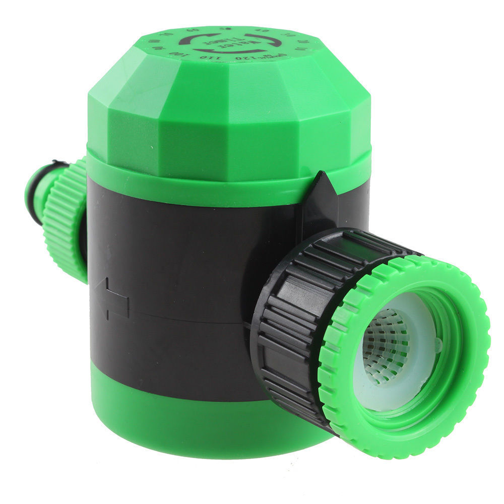 Garden Hose Automatic Mechanical Water Sprinkler Timer 2 Hours 5