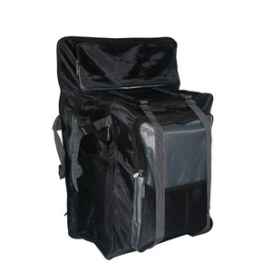 Image 2 - Multifunctional Folding Sketch Cart Painting Trolley Thickening Canvas Shoulders Bag Oil Drawing Chair Painting Supplies Art kit