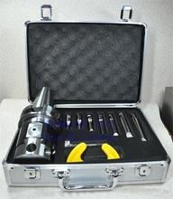Precision NBH2084  8-280mm  Boring Head System+BT30 M12 Holder +8pcs 20mm  Boring Bar   Boring rang 8-280mm Boring Tool Set