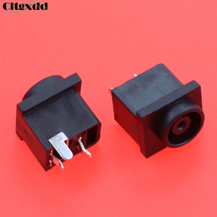 1PCS DC Power Jack Socket Connector For LG 1942CW E1942CW E1942CWA E1945C 1945CW E1945CWA Monitor Driver Board Etc 3Pin