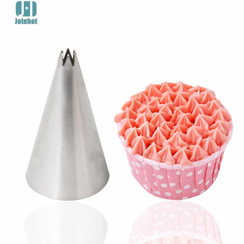 1pc nowe końcówki w kształcie gwiazdy ciasto/dysze do polewania ciasta/ciasto końcówki do dekoracji z lukru