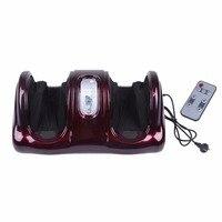 Điện Antistress Trị Liệu Con Lăn Shiatsu Nhào Chân Legs Arms Massager Vibrator Chân Máy Massage Chân Thiết Bị Chăm Sóc hot