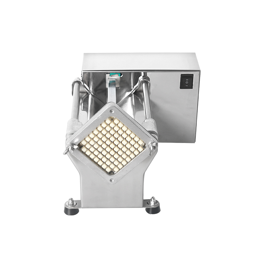 GZZT Stainless Steel  Profession Tomato Potato Cutter Fruit Vegetable Slicer Chopper French Fries Cutting Machine Kitchen Tools