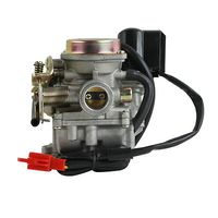 Scooter Carb Carburetor 50cc Chinese GY6 139QMB Moped 49cc 60cc For SUNL, BAJA, TANK NST VIVA ATM REDCAT