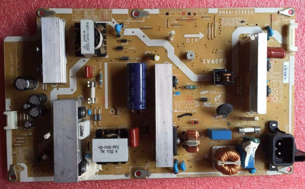 LA40D550K1R power panel BN44-00469A PS1V231 is used k r k naidu a v ramana and r veeraraghavaiah common vetch management in rice fallow blackgram