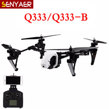 Professional aerial camera WLtoys Q333 Q333-B RC Helicopter With 720P Wifi Real-Time HD Camera 2.4G 4CH 6 Axis Gyro Drone