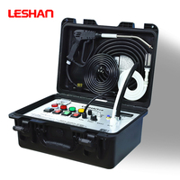 LESHAN Multi Purpose Electric Steam Cleaner machines Commercial High temperature and high pressure cleaner Hood cleaning machine