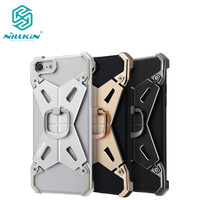 Nillkin Barde II Metal Case With Ring Holder For Apple IPhone 7 Armor Case For IPhone
