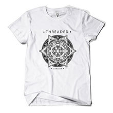 Mandala T Shirt Fashion Print Indie Hipster Urban Design Mens Girls Tee Top New New T Shirts Funny Tops Tee free shipping girls mixed print patched tee