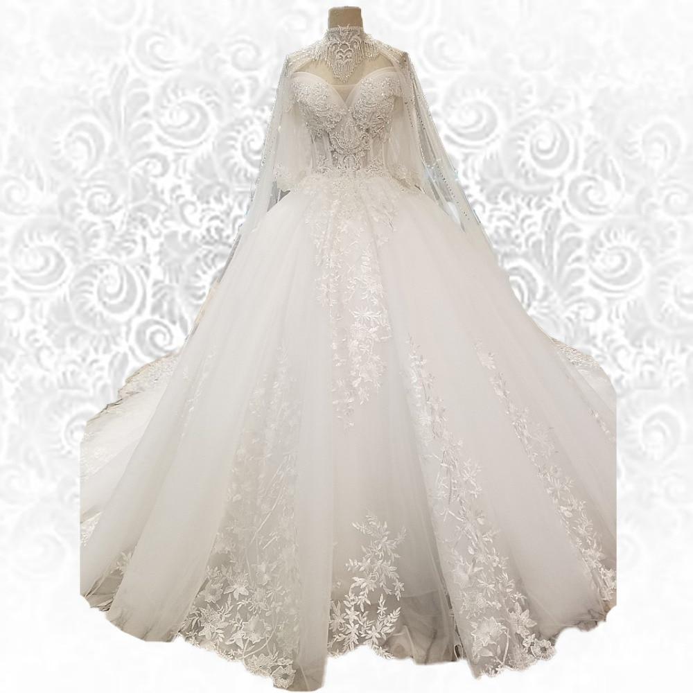 Princess Sweetheart White Dress