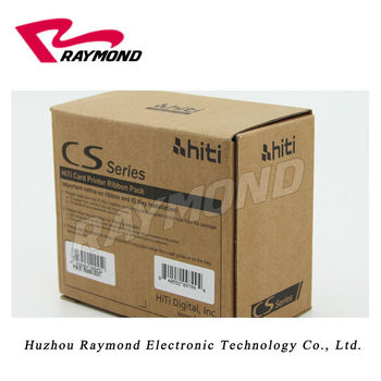 HiTi  cs-200e card printer color ribbons