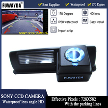 FUWAYDA Free Shipping SONY CHIP CCD CAR REAR VIEW REVERSE Parking CAMERA FOR LEXUS IS200/IS300 RX350/330/300 ES330 HS250H RX400H
