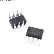 10 PCS DS1307 DIP8 DS1307N DIP8 IC DIP Clock Timing New цена 2017