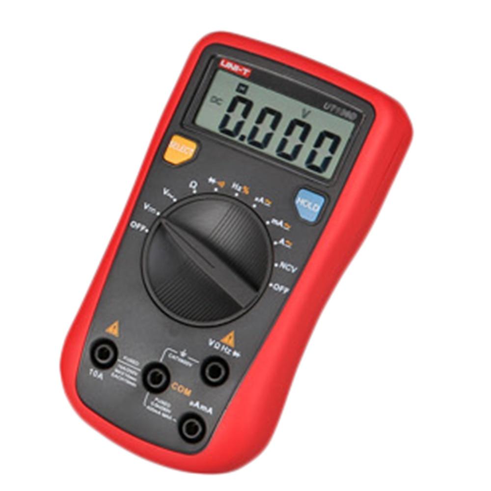 Professional Uni T Ut136d Digital Multimeters Auto Range Lcr Meter Multimeter Circuit Tester Multitester Voltmeter Ncv Ammeter Testers Current Voltage In From Tools On