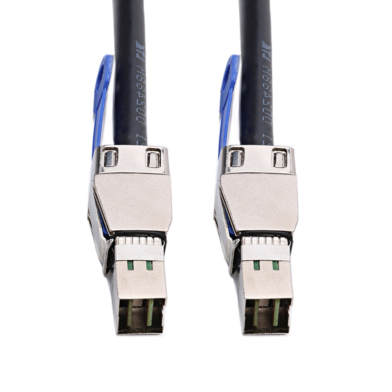 Wholesale 12Gbps HD 36 Pin Connector SFF-8644 to SFF-8644 External High Density Mini SAS Cable кабель для сервера dell sas connector external cable 2м 470 11676r 470 11676r