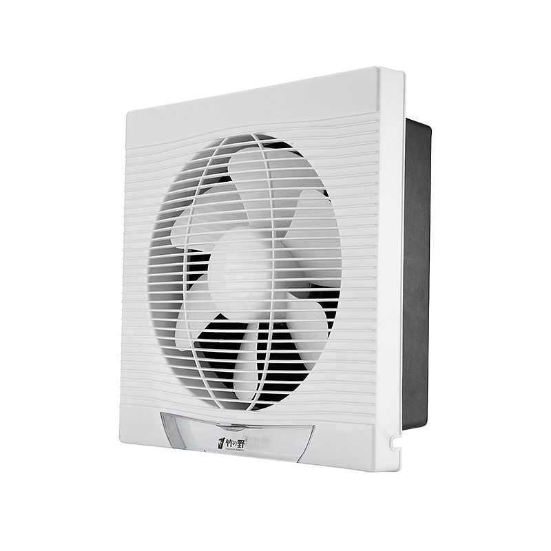 Zhuye 2018 Household Mute Ventilator 8 Inches Kitchen Wall Bathroom Glass Window Type Strong Exhaust Fan the window office paper sticker pervious to light do not transparent bathroom window shading white frosted glass tint