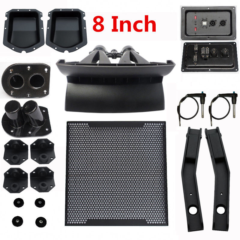 Finlemho Line Array Speaker 8 Inch VRX928 Cabinet Rigging Accessories For Repair DJ Subwoofer Stage Professional Audio AS800-in Speaker Accessories from Consumer Electronics    1