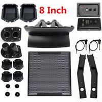 Finlemho Line Array Speaker 8 Inch VRX928 Cabinet Rigging Accessories For Repair DJ Subwoofer Stage Professional Audio AS800