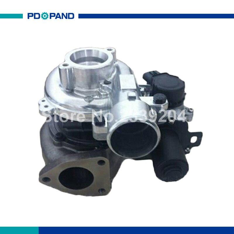 Superchargeur CT16V turbolader turbo pièces pour TOYOTA Land Cruiser Hiace Hilux Fortuner Dyna 1KD-FTV 172010L040 17201 0L040