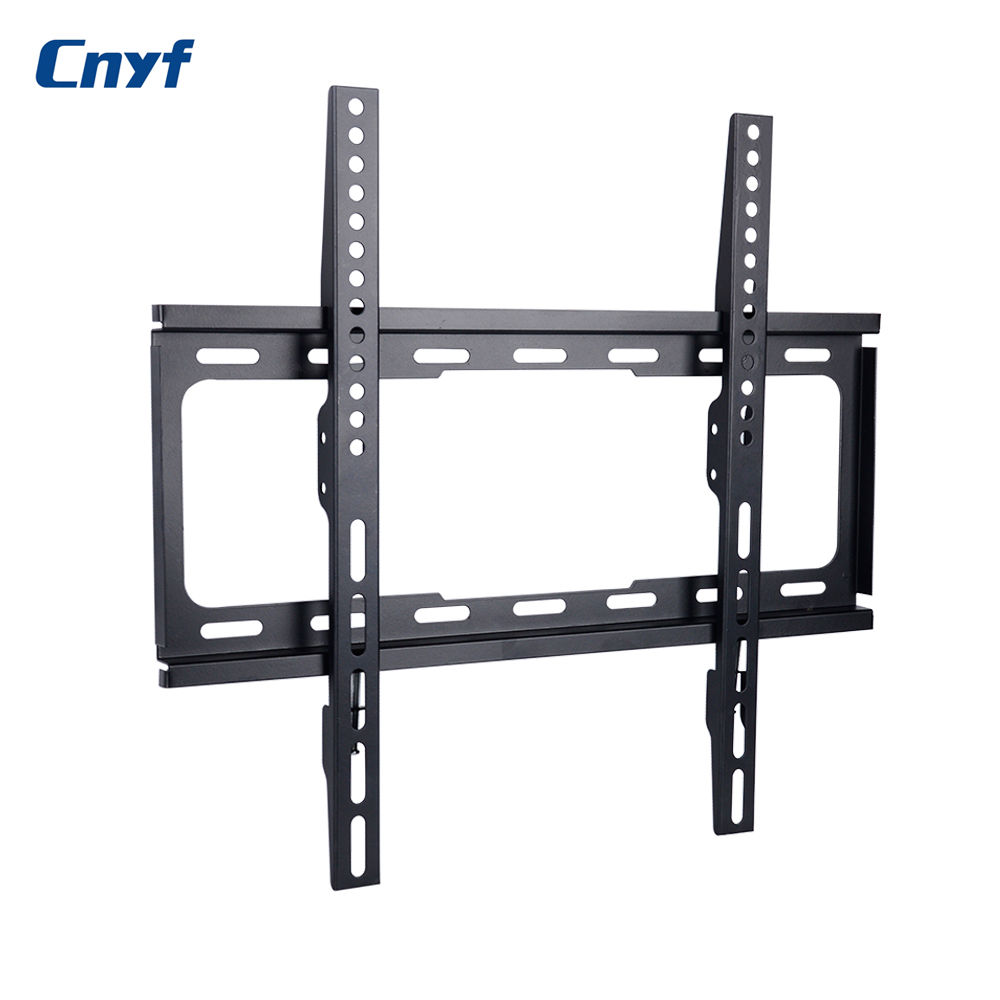 CNYF Universal TV Wall Mount Bracket for Most 26 ~ 55 Inch HDTV LCD LED Plasma Flat Panel TV Stand Holder