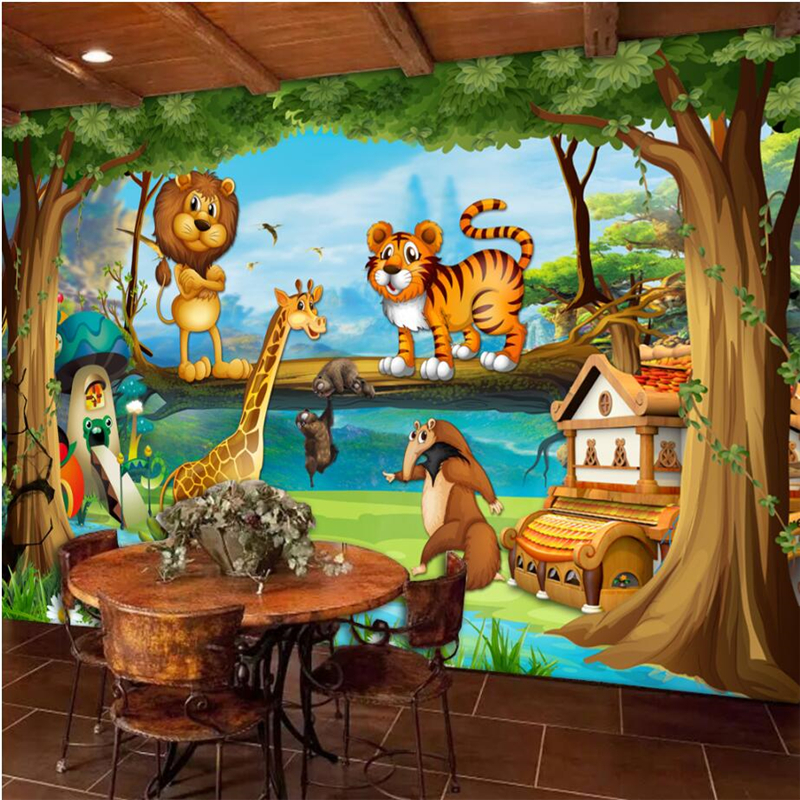 Beautiful Kids Room: Beibehang Wallpaper Custom Mural Wallpaper Beautiful
